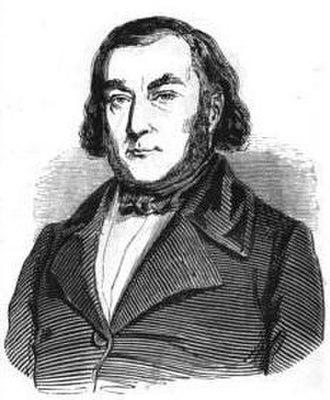 Eugène Bethmont - Portrait from Journées illustrées de la Révolution de 1848, Paris, 1849.