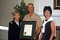 Beverly Perdue with Robert and Karen Dickerson USMC-03009.jpg