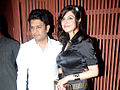Bhushan Kumar, Divya Khosla at Success bash of 'The Dirty Picture' (21).jpg