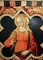Biagio d'antonio tucci, paliotto con la maddalena e motivi a griccia, 1480 (badia fiorentina) 02.jpg