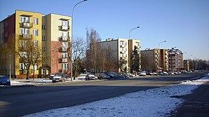 Biała Podlaska - Ulica Zamkowa