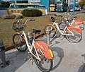 Bicycle-sharing station in Suncheon 1.jpg