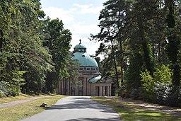 Sennefriedhof in Bielefeld