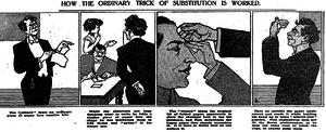 Billet reading - Suggested methods for Bert Reese's billet reading.