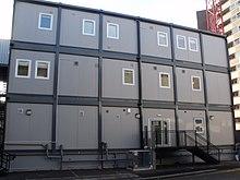 Portable building - Wikipedia