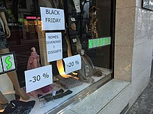 0f2234ce4 Black Friday (shopping) - Wikipedia
