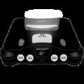 Black Nintendo 64 icon.png