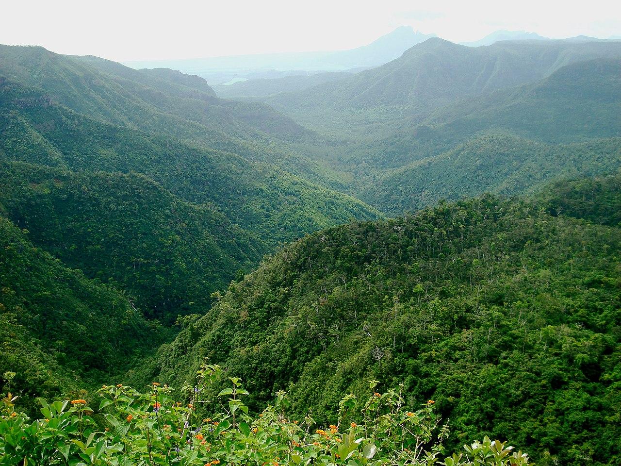Black Rivers Gorges National Park