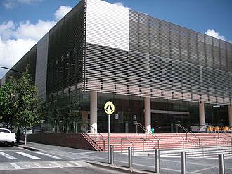 Blacktown - Max Webber Library