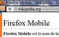 Blanc entre barre d'adresse et titre de Wikipédia.png
