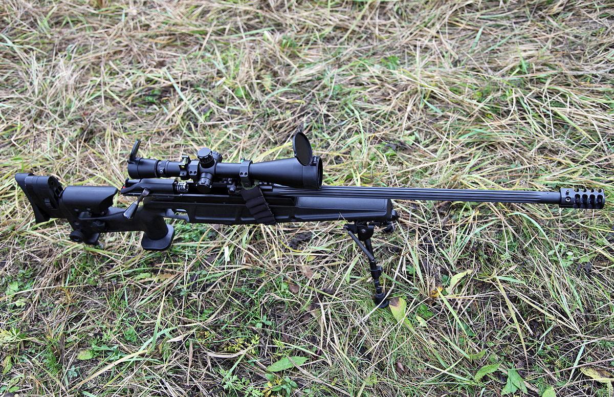 Blaser R93 Tactical - Wikipedia