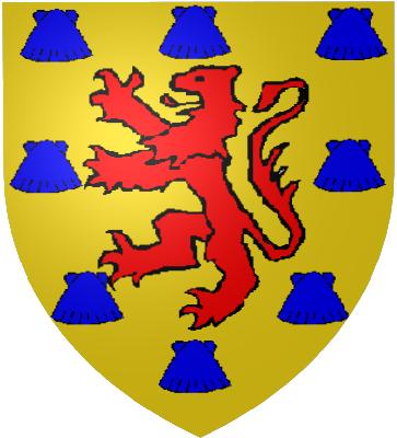Blason Bourbon-Dampierre