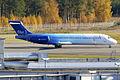 Blue1, OH-BLH, Boeing 717-2CM (16430143266).jpg