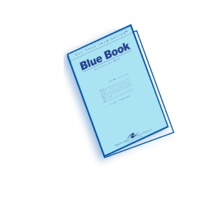 blue book exam wikipedia