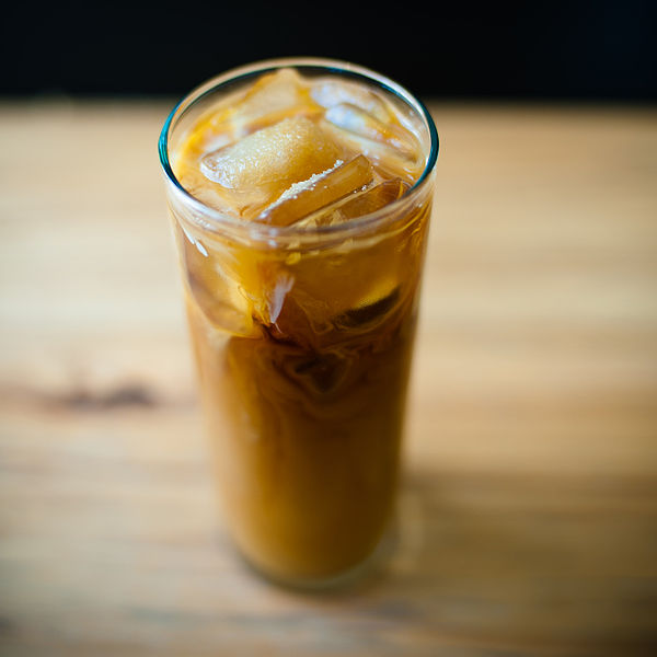 let's talk {iced} coffee