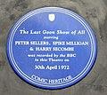 Blue plaque - Last Goon Show.jpg