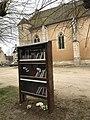 Boîte à livres de Sougères-en-Puisaye, Yonne, France - 3.JPG