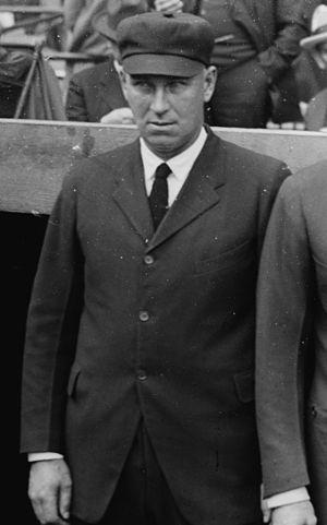Bob Hart (umpire) - Hart at the 1923 World Series.