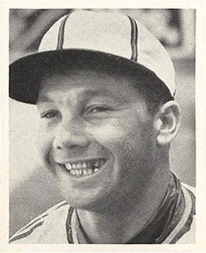 Bobby Estalella (outfielder) - Image: Bobby Estalella Browns