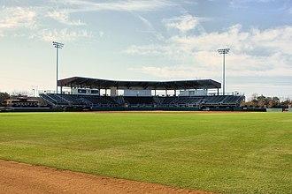 Bobcat Ballpark - Image: Bobcat ballpark 2014