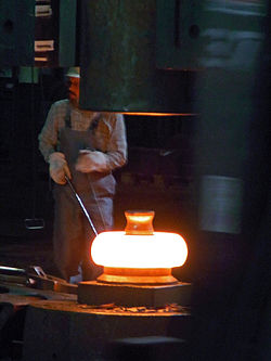 meaning of forging