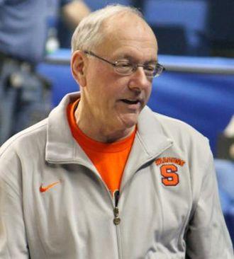 2009–10 Big East Conference men's basketball season - Jim Boeheim.