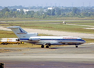 Piedmont Airlines Flight 22 mid-air collision