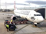 Boeing 737-800 Chiton Rocks of Virgin Australia at Melbourne Airport.jpg