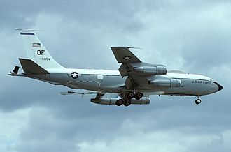 Boeing EC-135 - EC-135C Looking Glass with Pacer Link modification