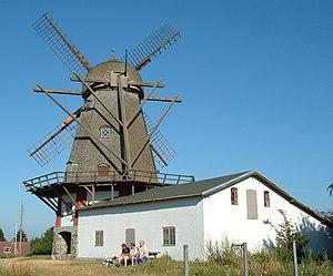 Bogø - Image: Bogø mill