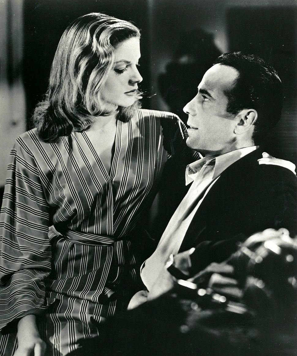 Bogart and Bacall To Have and Have Not