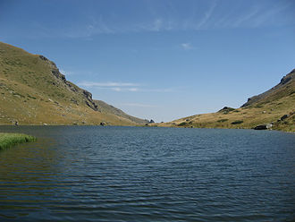 Šar Mountains - Bogovinje Lake