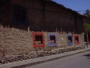 Tarija - House in Tarija