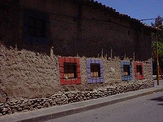 Tarija - Image: Bolivia tarija 2