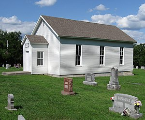 National Register of Historic Places listings in Boone County, Missouri - Image: Bonds Chapel