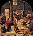 Bonifacio de Pitati - Christ among the Doctors - WGA02416.jpg