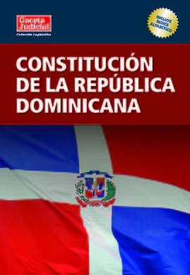 Book cover of the Constitution of the Dominican Republic.jpg