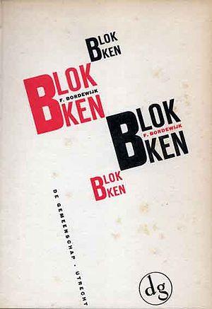 Ferdinand Bordewijk - Blokken (1931)