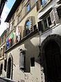 Borgo pinti 27, palazzo marzichi-lenzi, facciata.JPG