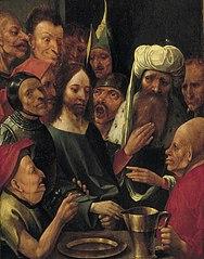 Christ before Pilatus