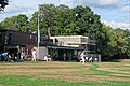 Botany Bay Cricket Club pavilion in Botany Bay, Enfield, London 2.jpg