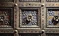 Bottega di Luca della Robbia, soffitto mosaicato della cappella dell'annunziata, 1447-48, 04.jpg