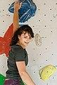 Boulder Worldcup Vienna 28-05-2010 quali-w022 Maud Ansade.jpg
