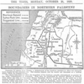Boundaries in Northern Palestine, The Times, 25 October 1920.png