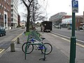 Bournemouth, bike parking at the Lansdowne - geograph.org.uk - 641803.jpg