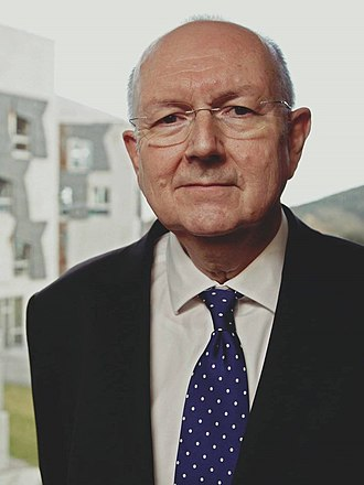 Bill Bowman (Scottish politician) - Image: Bowman MSP