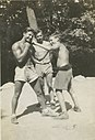 Boxing at summer camp (7736437984).jpg
