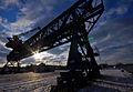 Brückenkran am Stadthafen Rostock.jpg