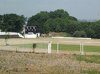 Park Avenue (stadium) - Image: Bradford Park Avenue cricket ground geograph.org.uk 26454
