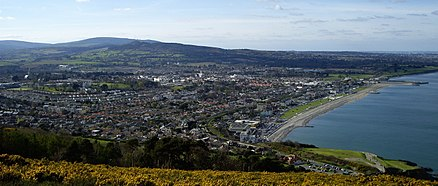 Bray from Bray Head Bray from Bray Head.jpg